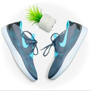 Nike Solarsoft Moccasin Men Running Athletic Shoes